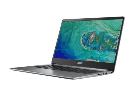 """Port. Acer 14""""FHD Pent. 4Go 128SSD Windows 10S Gris"""