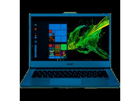 """Port. Acer 14""""FHD Ryzen 5 8Go 512SSD Windows 10 BLEU"""