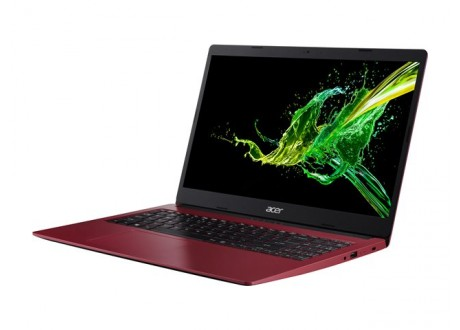 "Port. Acer 15.6""HD Pent. 4Go SSD 256G Windows 10 rouge"