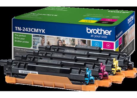 Toner original Brother TN-243 CMYK