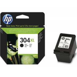 Cartouche HP N°304 XL Noir