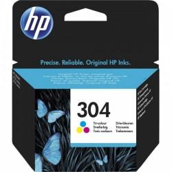 Cartouche HP N°304 Couleur