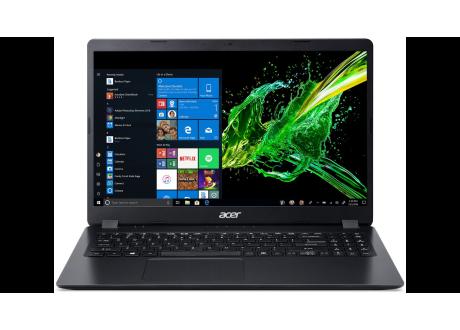 "Port. Acer 15.6""HD Pent. 4Go SSD 256GO Windows 10 noir"