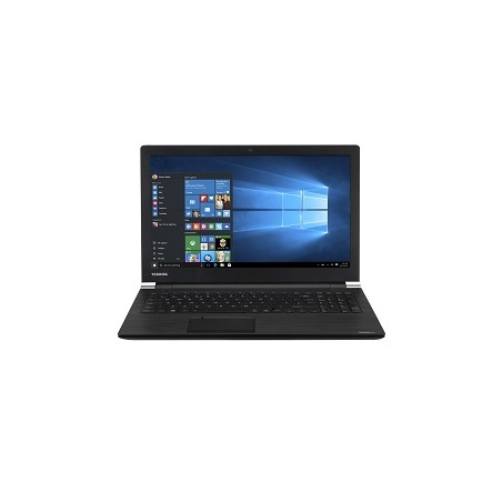 Portable TOSHIBA A50-C-256 (15,6p / i3-6006U / 4Go / 128Go / IntelHD W10P Noir)