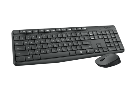 Kit clavier + souris (sans fil) LOGITECH mk235