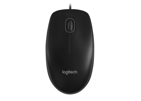 souris avec fil Logitech B100 usb