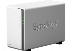 Boitier NAS Synology DS218j...