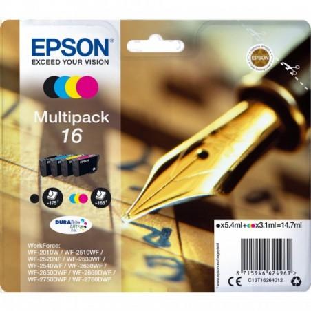 Pack Cartouches Originales Epson T1626