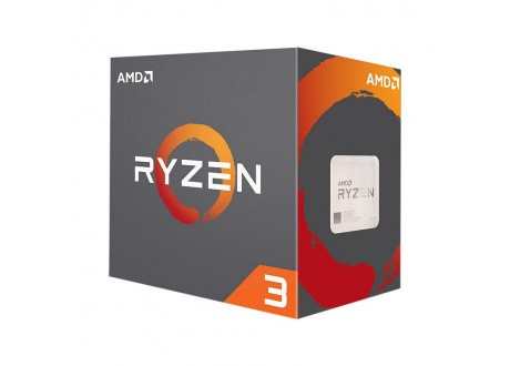 Processeur AMD Ryzen 3 1200 3.1GHz